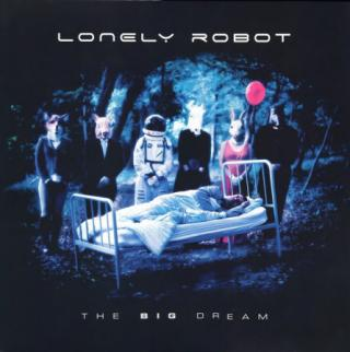 Lonely Robot : Big Dream LP