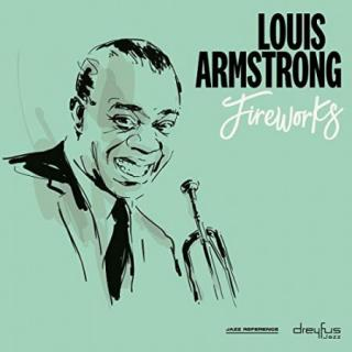 Louis Armstrong : Fireworks CD