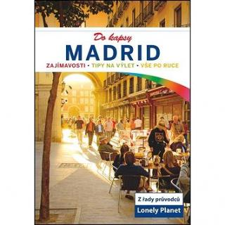 Madrid do kapsy (978-80-256-1169-2)
