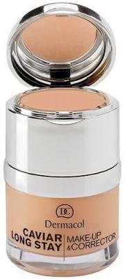 Makeup Dermacol - Caviar Long Stay 3 Nude 30 ml