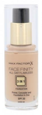 Makeup Max Factor - Facefinity , 60, Sand, 30