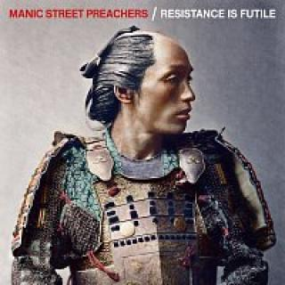 Manic Street Preachers – Resistance is Futile (Limited White Edition) – LP