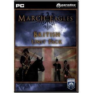 March of the Eagles: British Unit Pack (251279)
