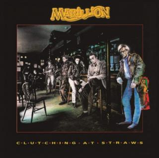 Marillion : Clutching At Straws / Deluxe Edition LP
