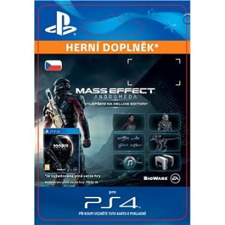 Mass Effect Andromeda Deluxe Upgrade - PS4 CZ Digital