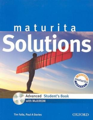 Maturita Solutions Advanced Students Book