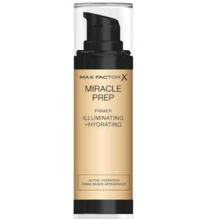Max Factor Rozjasňující podkladová báze pod make-up Miracle Prep (Primer Illuminating and Hydrating) 30 ml