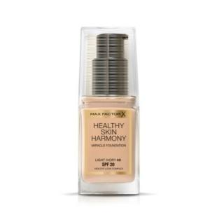 Max Factor Tekutý make-up Healthy Skin Harmony SPF 20 (Miracle Foundation) 30 ml 50 Natural