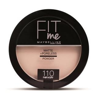 MAYBELLINE NEW YORK Fit Me Matte Poreless 110 Fair Ivory 14 g