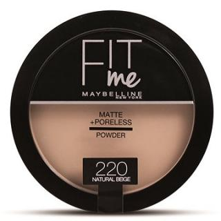 MAYBELLINE NEW YORK Fit Me Matte Poreless 220 Natural Beige 14 g