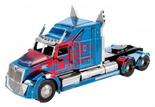 METAL EARTH 3D puzzle Transformers: Optimus Prime Western Star 5700 Truck