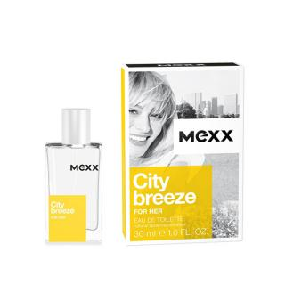 Mexx City Breeze For Her - EDT 30 ml