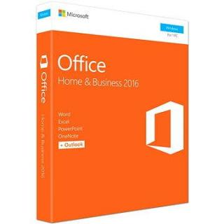 Microsoft Office 2016 Home and Business ENG