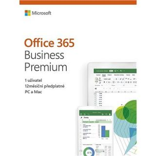 Microsoft Office 365 Business Premium Retail EN (BOX) (KLQ-00388)