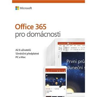 Microsoft Office 365 Home Premium ENG