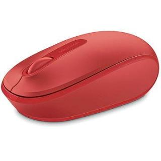 Microsoft Wireless Mobile Mouse 1850 Flame Red (U7Z-00034)