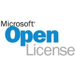 Microsoft®ProjectServerCAL Sngl SoftwareAssurance OLP 1License NoLevel DvcCAL