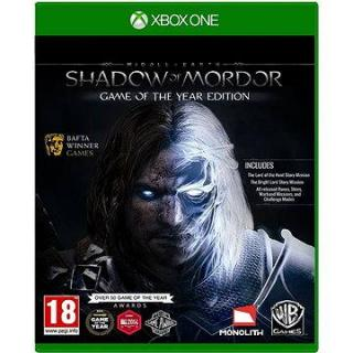 Middle Earth: Shadow Of Mordor Game of The Year Edition - Xbox One (5051892191418)