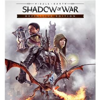 Middle-earth: Shadow of War - Definitive Edition - Xbox One (5051892216760)