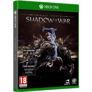 Middle-earth: Shadow of War - Xbox One (5051892209403)