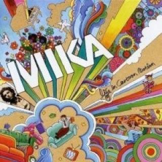 Mika : Life in Cartoon Motion CD