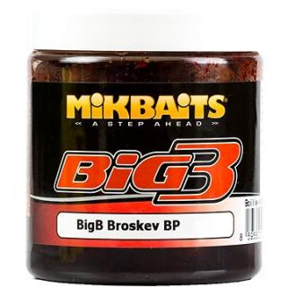 Mikbaits Legends Těsto BigB Broskev Black pepper 200g (8595602233939)