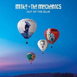 Mike And The Mechanics : Out Of The Blue LP