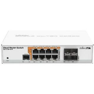MIKROTIK CRS112-8P-4S-IN (CRS112-8P-4S-IN)