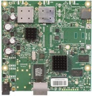 MikroTik RouterBOARD RB911G-5HPacD, 720MHz CPU, 128MB RAM, 1x LAN, integr. 5GHz Wi-Fi, 30dBm, 802.11a/n/ac, vč. L3, RB911G-5HPacD