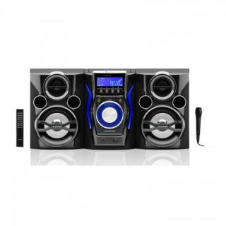 Minisystém Blaupunkt MC60BT FM/CD/MP3/USB/karaoke/Bluetooth