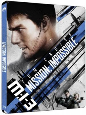 Mission: Impossible 3  Steelbook