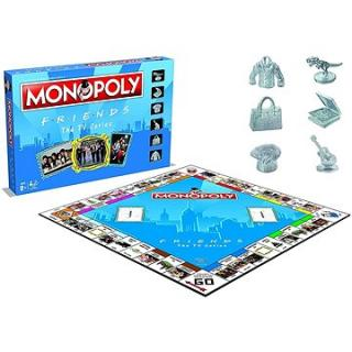 Monopoly Friends, ENG (5036905027229)