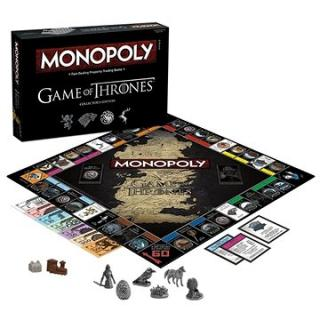 Monopoly Game of Thrones, ENG (5036905024389)