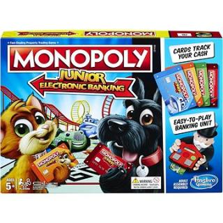 Monopoly Junior Electronic Banking SK (5010993519033)