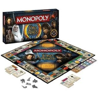 Monopoly Lord of The Rings, ENG (5036905001618)
