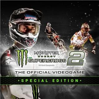 Monster Energy Supercross 2: Special Edition - Xbox One Digital (G3Q-00668)