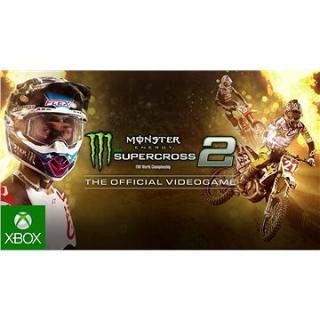 Monster Energy Supercross 2: The Official Videogame 2 - Xbox One Digital (G3Q-00667)