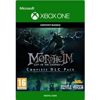 Mordheim: City of the Damned - Complete DLC Pack - Xbox One Digital (7D4-00277)