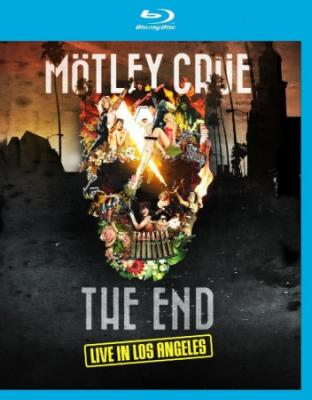 Mötley Crüe : The End (Live in Los Angeles) BRD