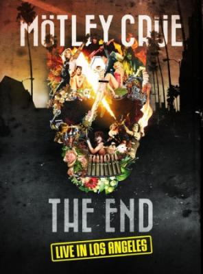 Mötley Crüe : The End (Live in Los Angeles) DVD