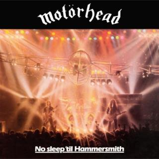 Motörhead : No Sleep Til Hammersmith LP