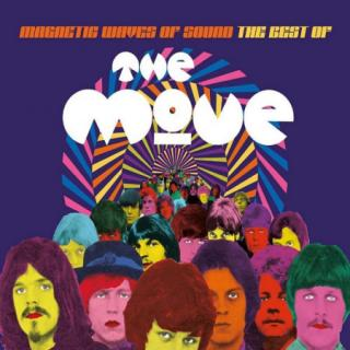 Move : Magnetic Waves Of Sound  CD DVD