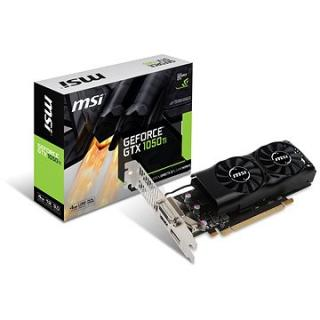MSI GeForce GTX 1050 Ti 4GT LP (GTX 1050 Ti 4GT LP)