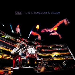 Muse : Live at Rome Olympic Stadium CD BRD