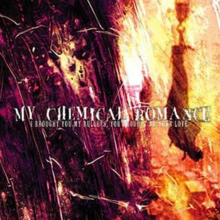 My Chemical Romance : I Brought You My Bullets, You Brought Me Your Love LP