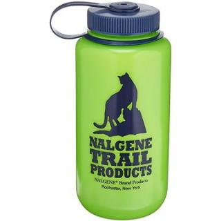 Nalgene Ultralite HDPE Wide Mouth Green 1000ml (2179-1032)