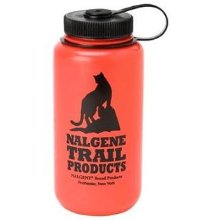 Nalgene Ultralite HDPE Wide Mouth Red 1000ml (682007-0421)