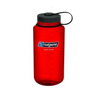 Nalgene Wide Mouth Outdoor Red 1000ml (2178-2042)