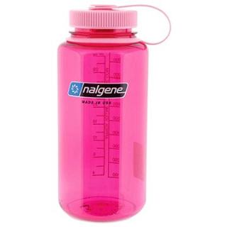 Nalgene Wide Mouth Pink/flower 1000ml
