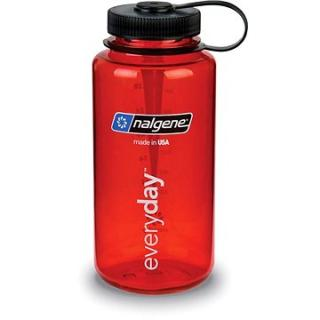 Nalgene Wide Mouth Red 1000ml